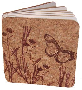 Cork Coaster Book