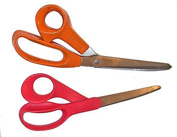 Sorting Through Scissors