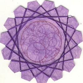 Spirella Pattern #1 - Circle
