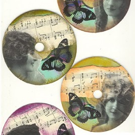 Simple Altered CDs