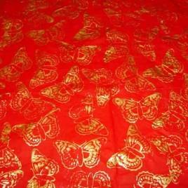 Tissue Paper & Acrylics