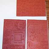My Unmounted Stamp Solution