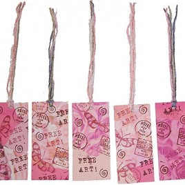 Quick Serendipity Bookmarks