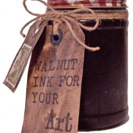 How To Make Walnut Ink